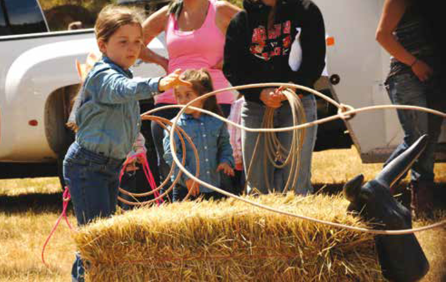 Cassia Mattox (7) Dummy Roping, © Ropin' The Moment Photography