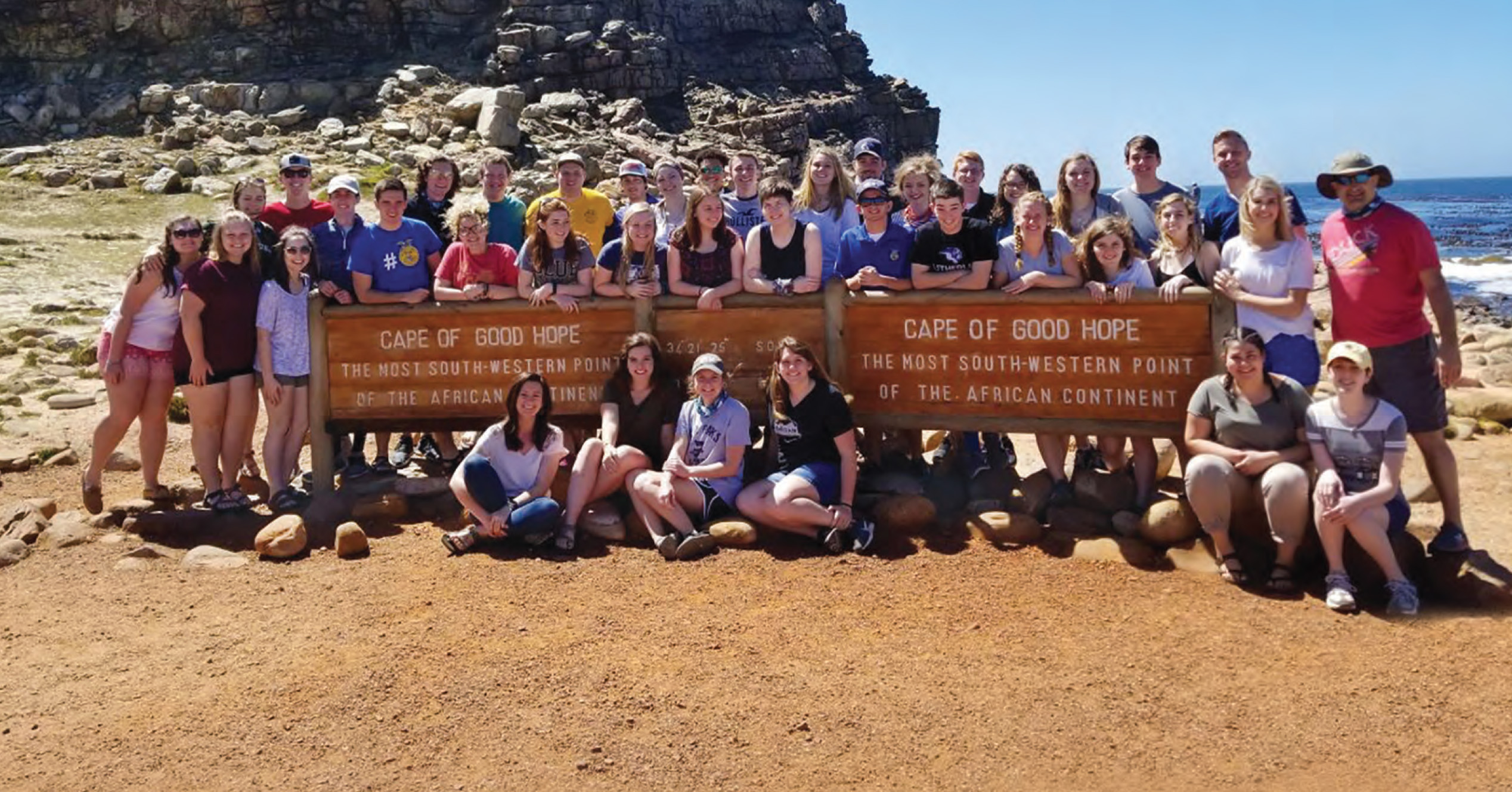 Oregon FFA South Africa