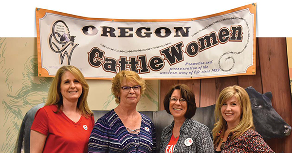 Oregon Cattle Women